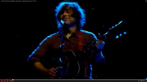 "Ryan Adams Covers Foo Fighters' ""Times Like These"""