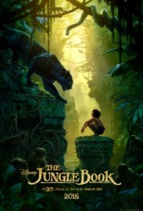 "Teaser Trailer for New ""The Jungle Book"" from Disney"