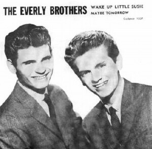 The First #1 Hit By The Everly Brothers