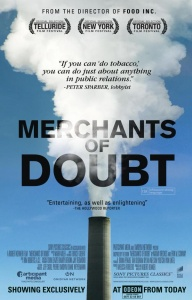 "Movies That Make Us Mad: ""Merchants of Doubt"""
