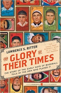 Early Baseball: The Glory of Their Times