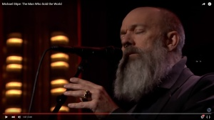 Michael Stipe's Tribute to David Bowie
