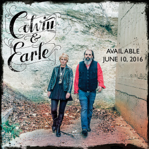 Shawn Colvin and Steve Earle Join Forces