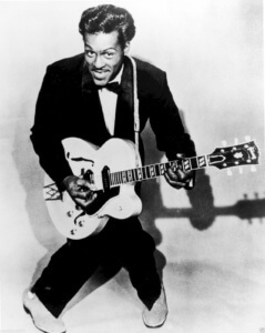 "Chuck Berry's First Hit: ""Maybellene"""