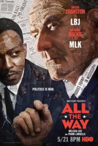 """Bryan Cranston As LBJ in """"All the Way"""" (Short Review)"""