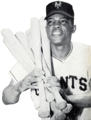"Say Hey:  Willie Mays and ""The Catch"""