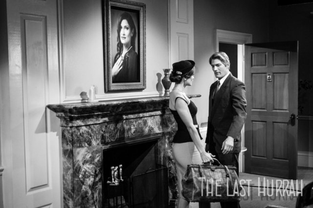 """The Last Hurrah"" Short Film Captures the Spirit of Film Noir"