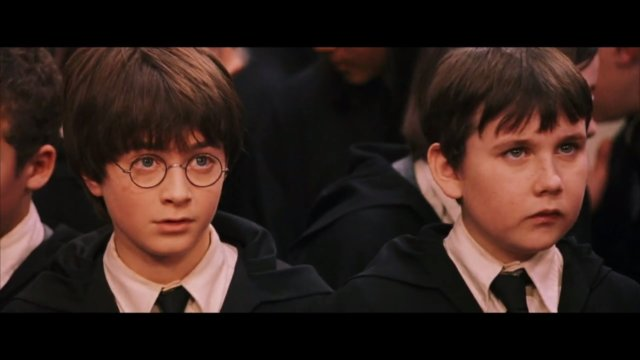 All of the Harry Potter Films Condensed Into One Movie