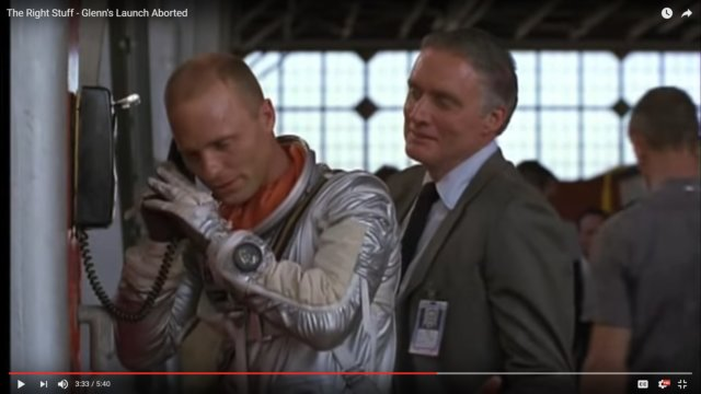 "The Scene in ""The Right Stuff"" That Makes You Love John Glenn"