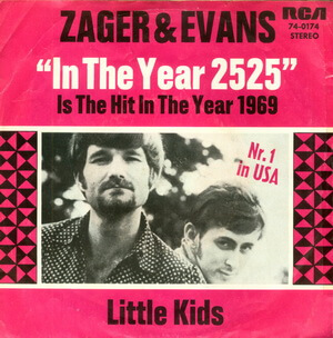 "Summer of 1969: ""In the Year 2525 (Exordium & Terminus)"""