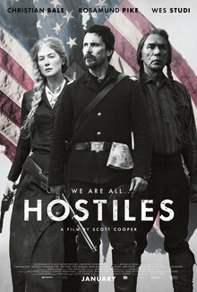 "A Dark Humorless Somewhat Revisionist Western: ""Hostiles"" (Short Review)"